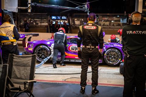 Bvdw Le Mans 2019 nacht en ochtend-9