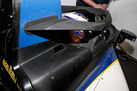 Dallara Simulator
