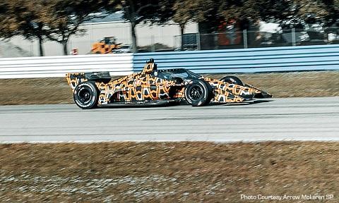 2019 McLaren SP Arrow 1