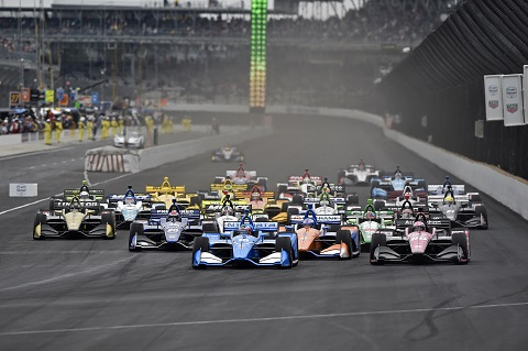 Start GP Indianapolis