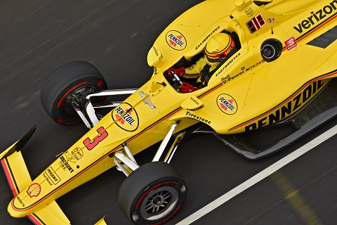 2019 Castroneves