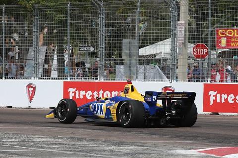 Rossi vijfde