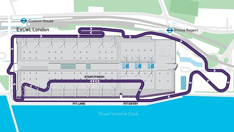 2019 Track Londen