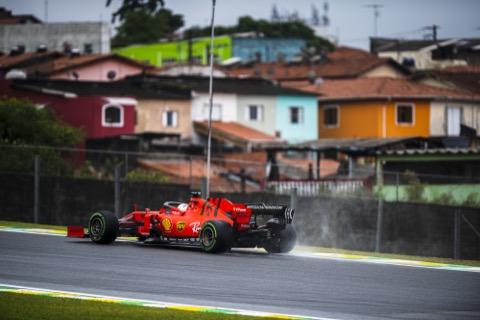 Vettel favela