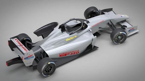 Dallara 320 1