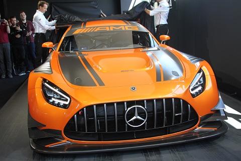 2019 Mercedes GT3