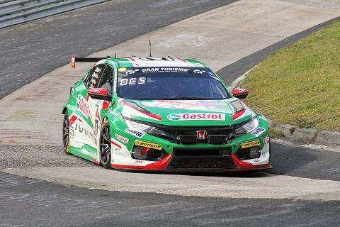 2019 TCR Honda