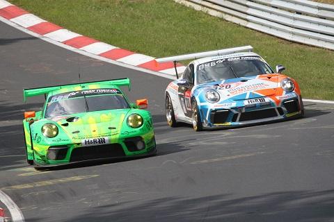 2019 Twee Porsche werelden