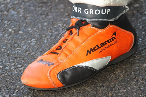 2019 McLaren schoenen