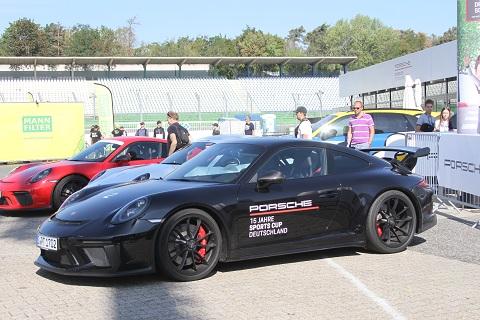 2019 Porsche Sports Cup