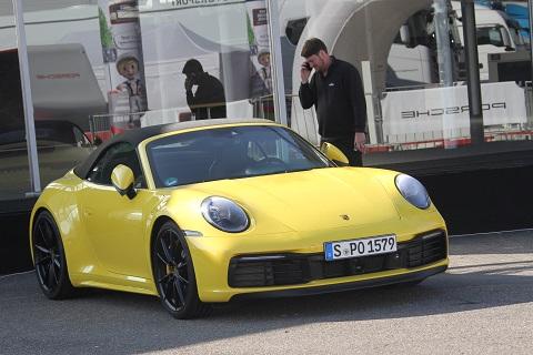 Porsche hospi