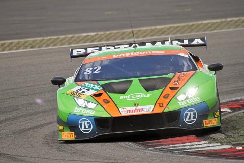 2019 Winnaar Lamborghini