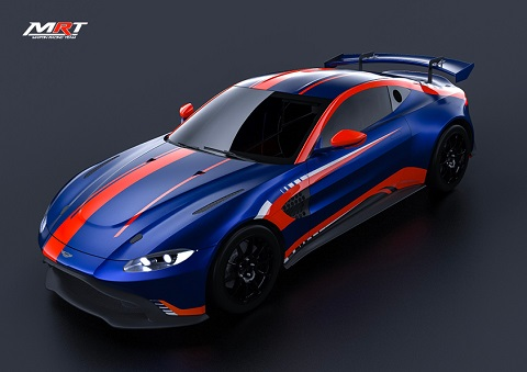 AM Vantage GT4