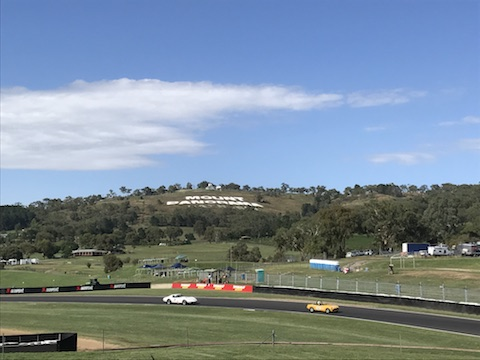 Bathurst Thursday morning
