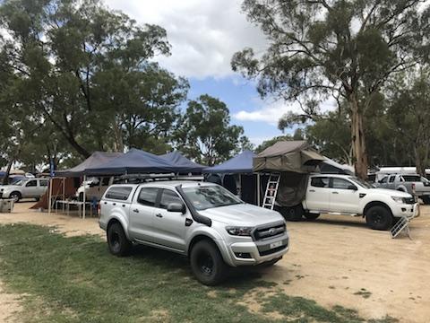 Bathurst camping