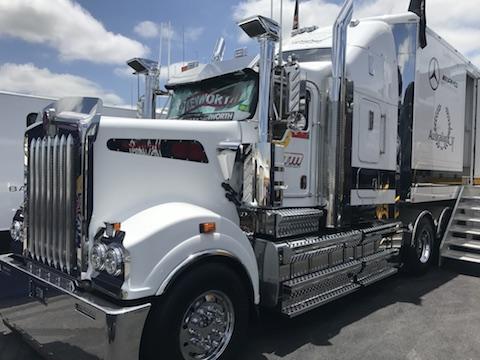 Bathurst truck