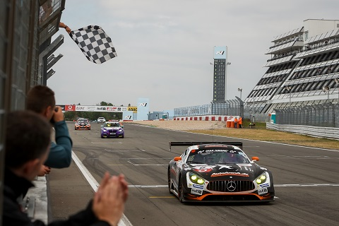 Finish VLN 4 Metzger