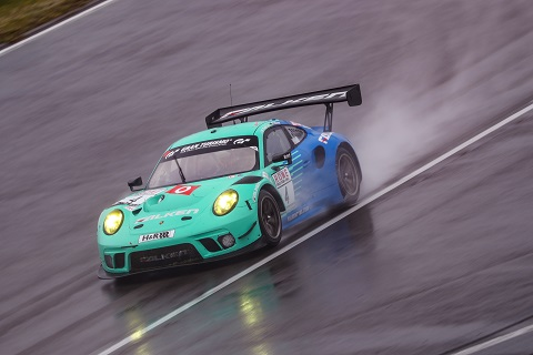2019 Falken Porsche