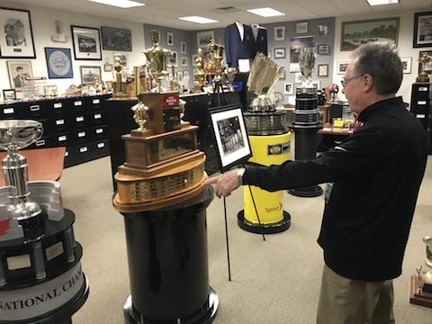 Groeten Daytona archief trophies