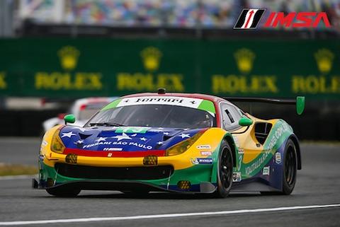 190124 IMSA quali Ferrari
