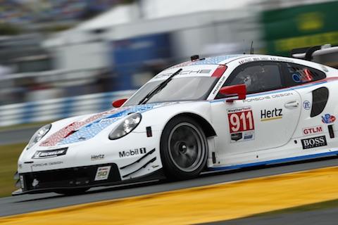 190124 IMSA quali Porsche