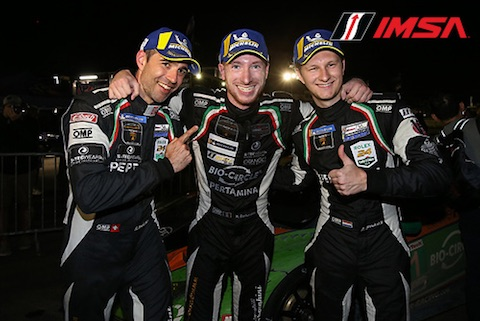 190316 IMSA race GTD winners