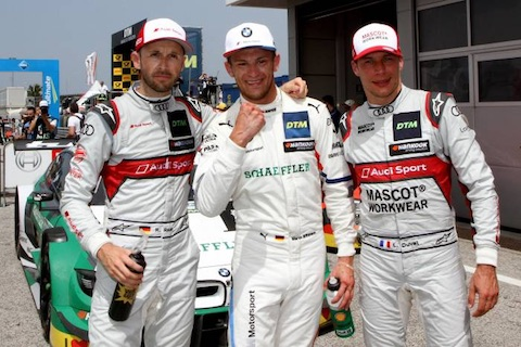 190608 Liveblog DTM race Top 3