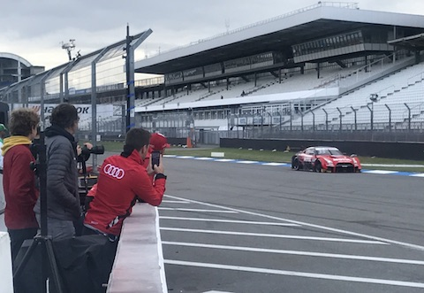 191003 DTM Japan test Frijns