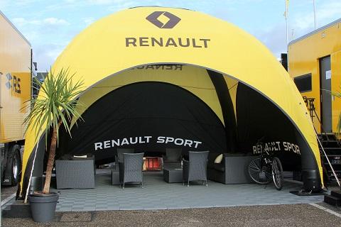 2019 Renault Tent