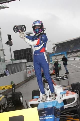 191006 Formule Renault winnaar Smolyar