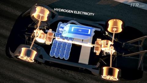 191107 DTM elektrisch brandstofcel