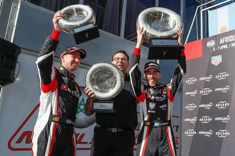 190406 WTCR R1 podium