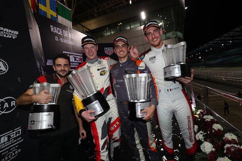 191215 WTCR R3 podium