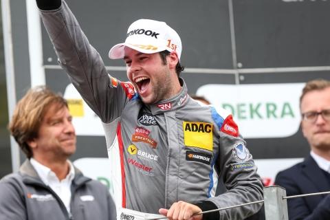 Niels Langeveld racing one