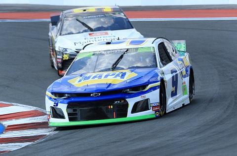 Chase Elliott Race