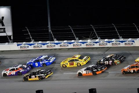 2019 Racen in de avond