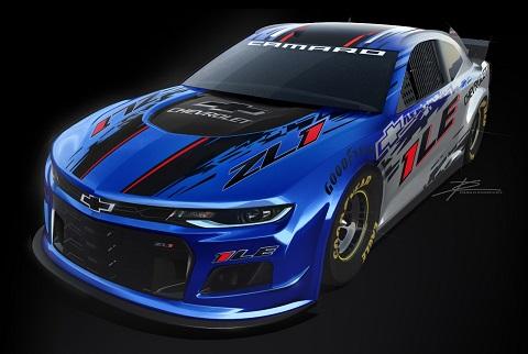 Chevrolet-Camaro-ZL1-1LE-NASCAR