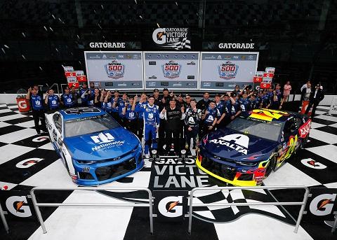 Pole Daytona 500