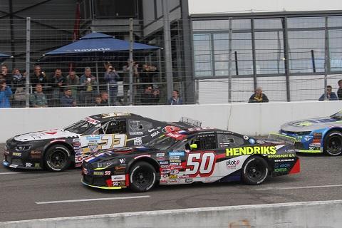 2019 Hezemans Villeneuve duel 1