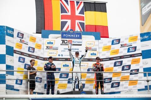 2019 EUR Hockenheim Race 1 podium 1