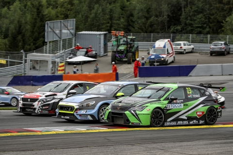 2019 TCR EUR Red Bull Ring R2 23 Tamas Tenke 38