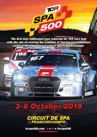 TCR SPA 500 Poster 800pix