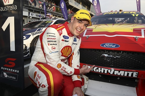 2019 Scott McLaughlin