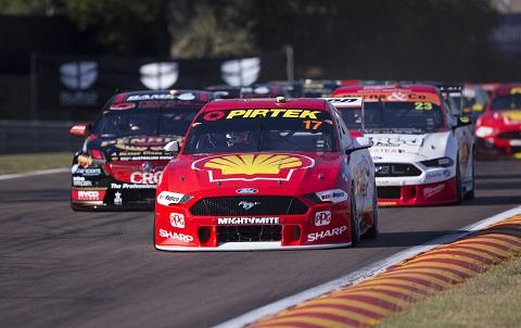 2019 Darwin Race