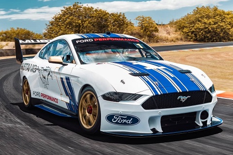 2019 Mustang 1
