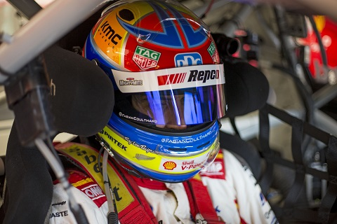 2019 Coulthard Cockpit