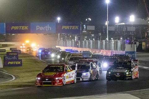2019 Coulthard start 1