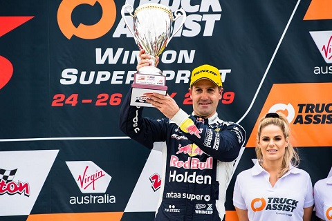 2019 Whincup