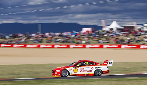 2019 Fabian Coulthard CAMS