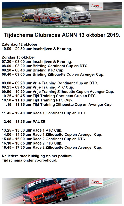 480-Tijdschema-Clubraces-ACNN-13-oktober-2019